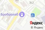 Схема проезда до компании Solverk в Москве