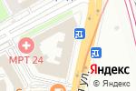 Схема проезда до компании Страна успеха в Москве