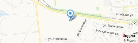 Дёшево\/о на карте Донецка