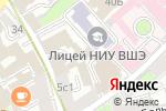 Схема проезда до компании БИЗНЕС ПРАЙС в Москве