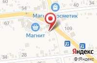 Схема проезда до компании Ленмедснаб-Доктор W в Варениковской