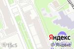 Схема проезда до компании Топ Артист в Москве