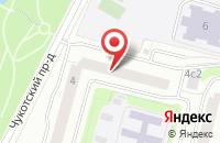 Схема проезда до компании Русстройгруп в Москве