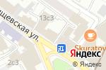 Схема проезда до компании СИ Интерлайн в Москве