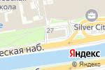 Схема проезда до компании Beauty United в Москве