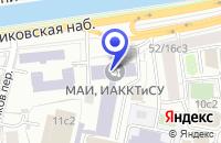 Схема проезда до компании ФИРМА ПО ОРГАНИЗАЦИИ ВЫСТАВОК ВЫСТАВКА-СЕРВИС в Москве