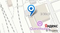 Компания AliExpress на карте