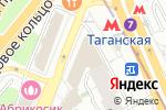 Схема проезда до компании Департамент судейства и инспектирования в Москве