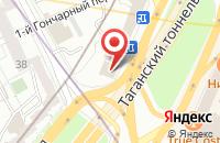 Схема проезда до компании СтройКомплектПроект в Москве
