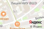 Схема проезда до компании Берлин и партнеры в Москве