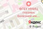 Схема проезда до компании PERMANENTSTUDIO в Москве