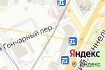 Схема проезда до компании Купидус в Москве