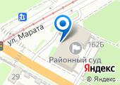 Территориальное Управление по Пролетарскому району на карте