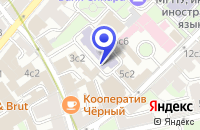 Схема проезда до компании УЧЕБНЫЙ ЦЕНТР ЭКОИНВЕНТ в Москве