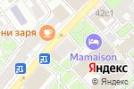 Схема проезда до компании Est-Caffe в Москве