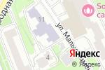 Схема проезда до компании Средняя общеобразовательная школа №498 с дошкольным отделением в Москве