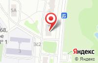 Схема проезда до компании Ас-Ром в Москве