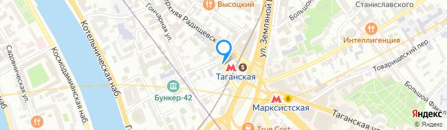 Нижняя Радищевская улица