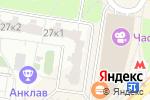 Схема проезда до компании Freeshisha в Москве