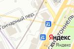 Схема проезда до компании Rentmania в Москве