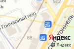 Схема проезда до компании Smoke Mafia в Москве