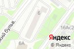 Схема проезда до компании Пиццарня в Москве