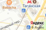 Схема проезда до компании Адвокатская контора №11 в Москве