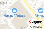 Схема проезда до компании Национальный фонд защиты детей от жестокого обращения в Москве