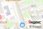 Схема проезда до компании Конкурентные технологии в Москве