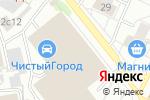 Схема проезда до компании Такси755 в Москве