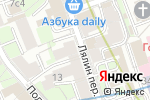 Схема проезда до компании Легес в Москве