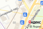 Схема проезда до компании DEEP ROOM в Москве