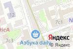 Схема проезда до компании TLS в Москве