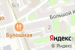 Схема проезда до компании АвтоЛидер XXI в Москве