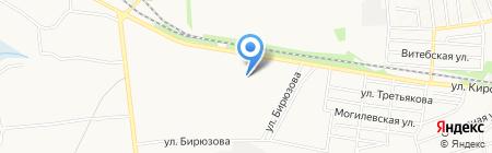 Промтелеком ПАО на карте Донецка