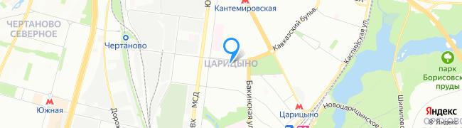 район Царицыно