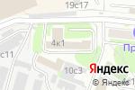 Схема проезда до компании ТОЧНЫЕ БИЗНЕC-РЕШЕНИЯ в Москве