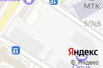Схема проезда до компании Дербенёвский в Москве