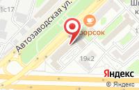 Схема проезда до компании Редакция Газеты «Торговые Вести» в Москве