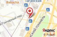 Схема проезда до компании Строй-Инвест в Москве
