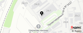 Файн Авто на карте Москвы