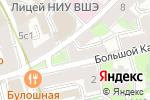 Схема проезда до компании ANIMA в Москве