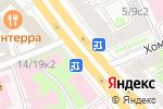 Схема проезда до компании Арендная компания надувных аттракционов в Москве
