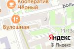 Схема проезда до компании Эль-отель в Москве