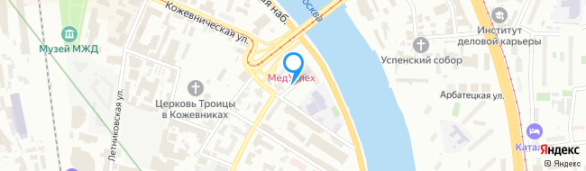 переулок Дербеневский 2-й
