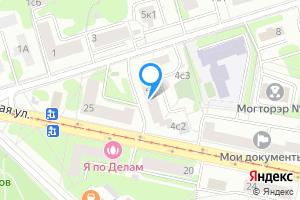 Снять однокомнатную квартиру в Москве Высокая ул., 4