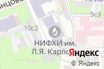 Схема проезда до компании ПТРК Строй в Москве