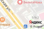 Схема проезда до компании Серебряный мир в Москве