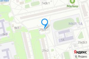 Сдается однокомнатная квартира в Москве Востряковский проезд, 21к4