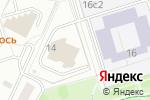 Схема проезда до компании Корсари в Москве